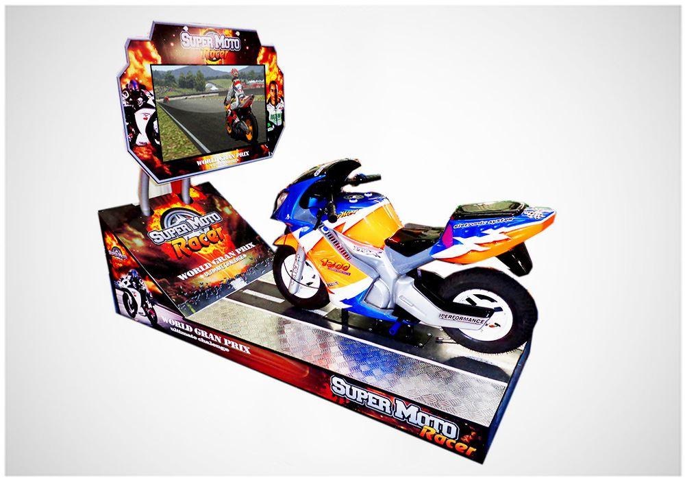 Super Moto Racer – Brinquedos para Parques | Nogueira Entretenimento