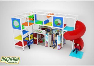 Brinquedão Pequeno Kid Play - Brinquedos para Buffet Infantil (6)