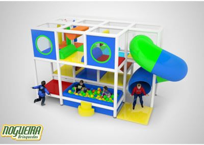 Brinquedão Pequeno Kid Play - Brinquedos para Buffet Infantil (7)