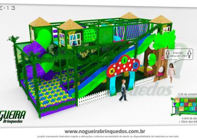 Brinquedão Kid Play Para Buffet Infantil Extra Grande (13)