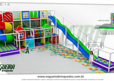Brinquedão Kid Play Para Buffet Infantil Extra Grande (14)