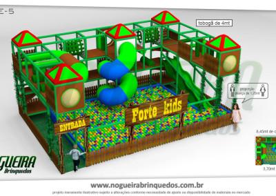 Brinquedão Kid Play Para Buffet Infantil Extra Grande (2)