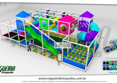 Brinquedão Kid Play Para Buffet Infantil Extra Grande (7)