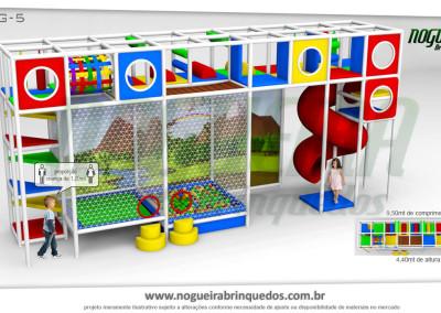Brinquedão Kid Play Para Buffet Infantil Grande (10)