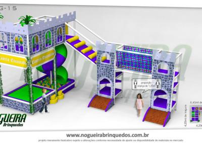 Brinquedão Kid Play Para Buffet Infantil Grande (6)