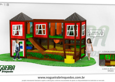 Brinquedão Kid Play Para Buffet Infantil Pequeno (14)