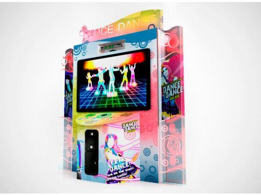 Dance Dance Arcade – Simulador de Dança | Nogueira Entretenimento