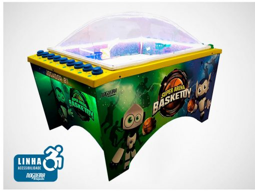 Arena Basketoy | Brinquedos para Parques – Nogueira