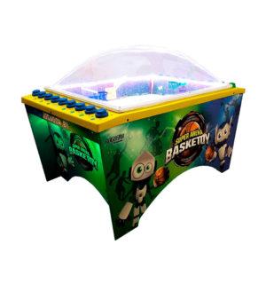 Basketoy | Simulador de Basquete Interativo