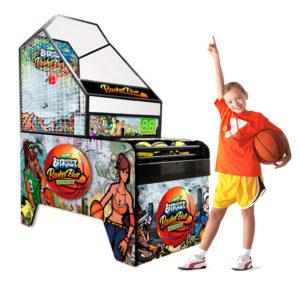 Basket Street | Simulador de Basquete