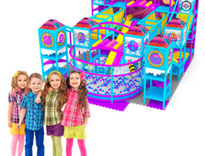Kid Play Brinquedão – Playground Infantil
