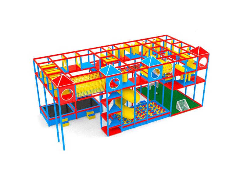 Brinquedão Kid Play Nogueira Brinquedos
