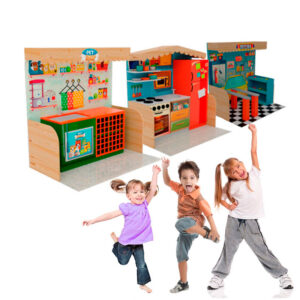 Cenografias & Área Baby | Brinquedos Cenográficos
