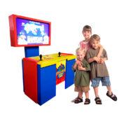 Multijogos Kids 21,5″  | Fliperama Infantil