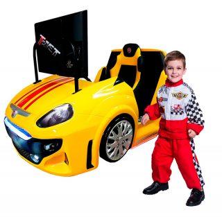 Fiat Punto | Simulador de Corridas