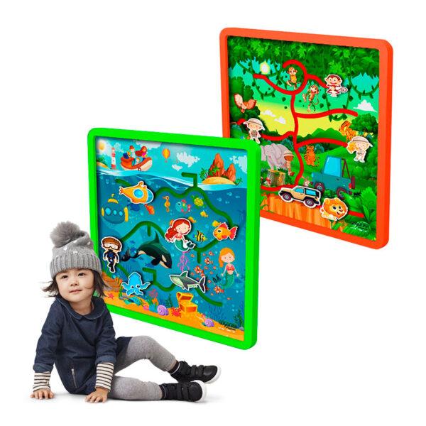 Painel Toy Interativo Nogueira Brinquedos