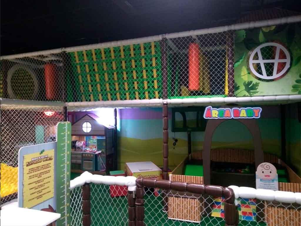 Brinquedão Kid Play Coco Bambu PR
