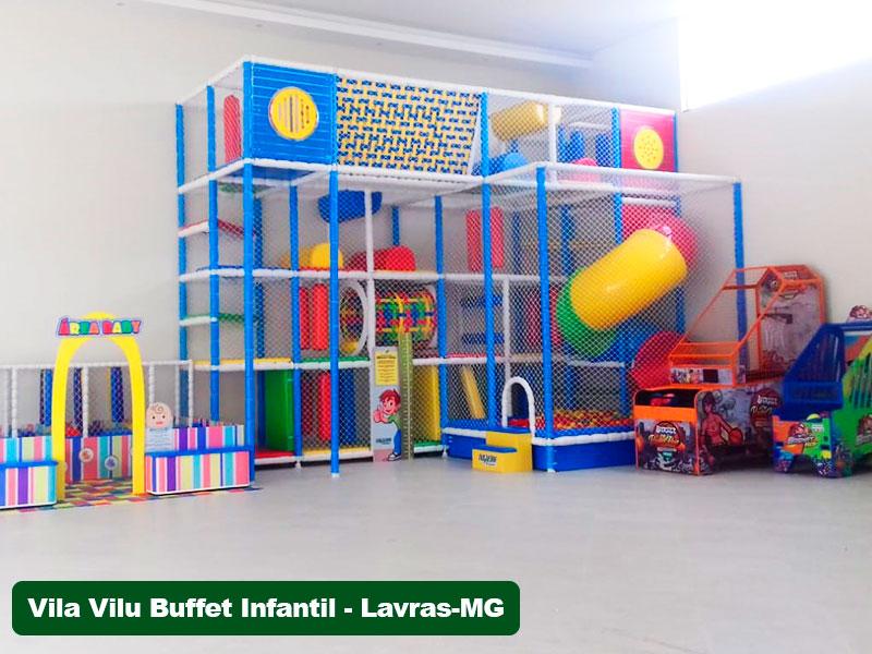 Buffet Infantil Villa Conceição - Santa Barbara D'Oeste-SP