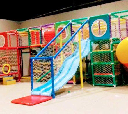 Brinquedão Kid-Play Executado em Igreja Batista