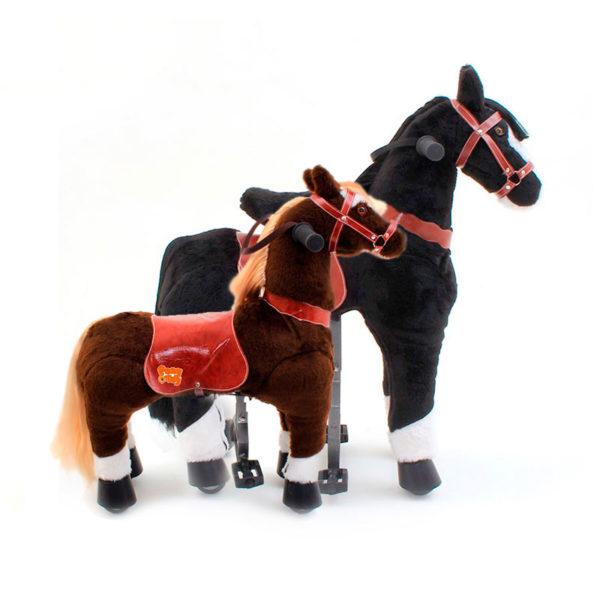 Pony Toy Nogueira Brinquedos Cavalinho