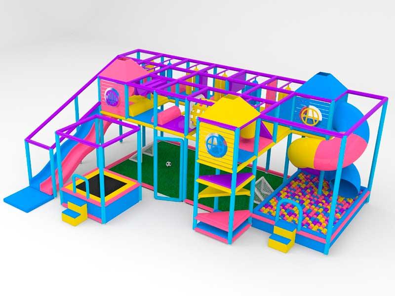 Projeto de Brinquedão Kid Play e Brinquedos Eletrônicos da Realizados Pela Empresa Nogueira Brinquedos